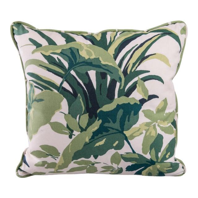 Boho Chic Custom Bermuda Bay Pillow For Sale