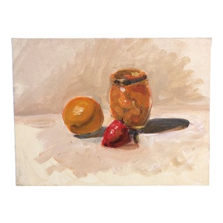 Original Contemporary Still Life Painting Study For Sale