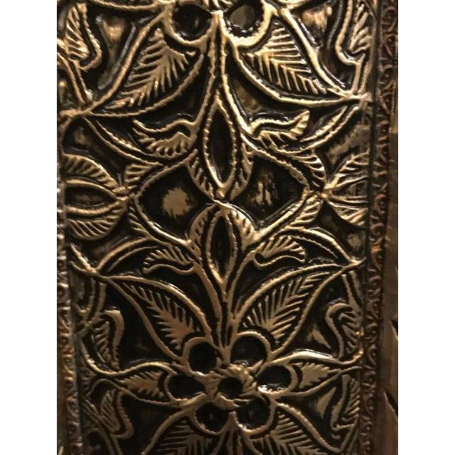 Moorish Style Mirror - Image 8 of 8