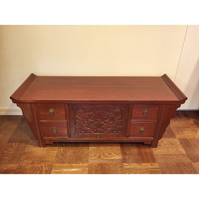 Authentic Chinese TV Cabinet - Image 8 of 8