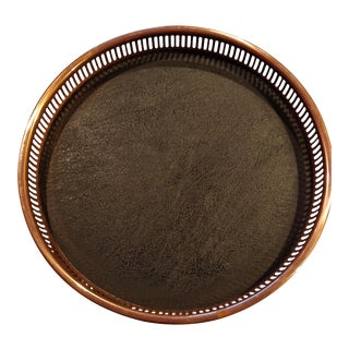 Coppercraft Guild Serving Tray For Sale
