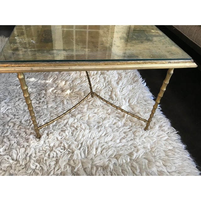 Maison Bagues Bronze Coffee Table - Image 7 of 8
