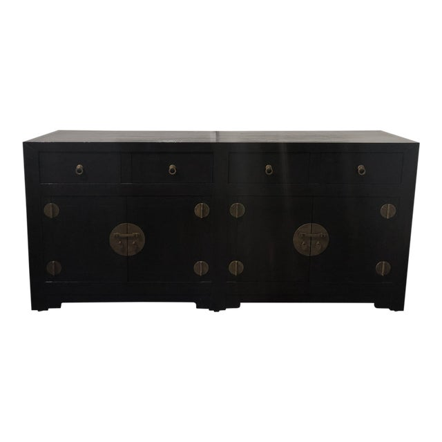Ming Henredon Bedroom Chest For Sale