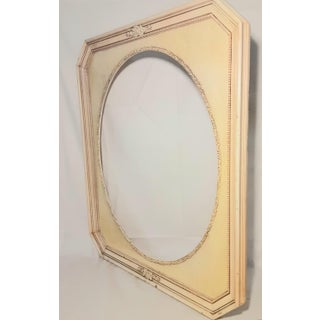Antique Distressed Wooden Frame Preview