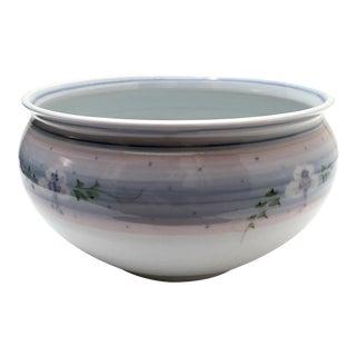 Porcelain Serving Bowl