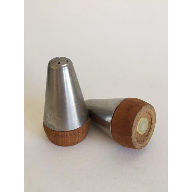 Danish Modern Danish Modern Salt & Pepper Shakers For Sale - Image 3 of 4