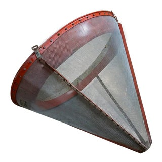 Giant Industrial Sieve or Strainer For Sale