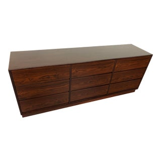 Mid-Century Rosewood CM Haarby Dresser - Made in Denmark For Sale