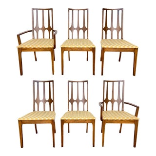 Broyhill Brasilia Dining Chairs - Set of 6 For Sale