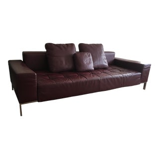 Zanotta Alfa 1326 3-Seater Sofa For Sale