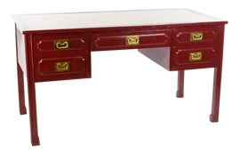 Image of Cream Writing Desks