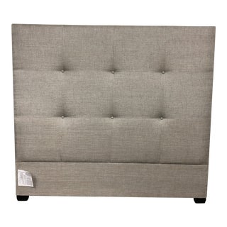 Bernhardt Derrick Tufted Queen Size Upholstered Bed