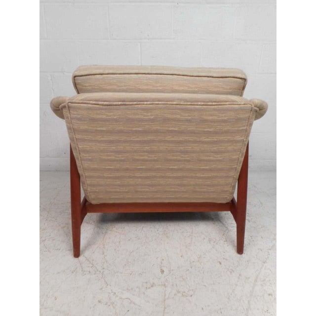 1970s Midcentury Lounge Chair by Dux For Sale - Image 5 of 13