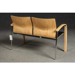 Modern Brunner Zweisitzer Two-Seat Bench Preview