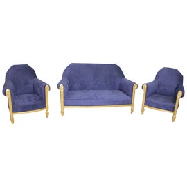 Image of Art Nouveau Settees
