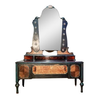 Light It Up Antique Vanity For Sale