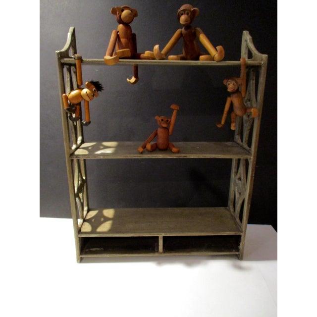 Shabby Chic Display Shelving Unit - Image 3 of 10