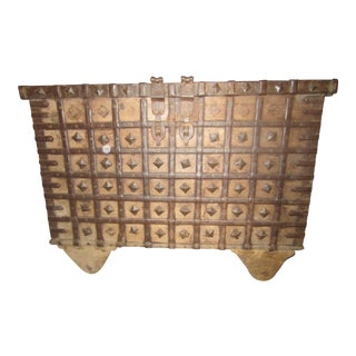 Indian Dowry or Hope Chest For Sale