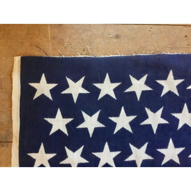 45 Star American Parade Flag For Sale - Image 4 of 7