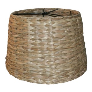 Woven Rattan Lamp Shade For Sale