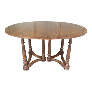20th Century Empire Heritage Dining Table For Sale