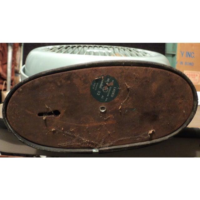Vintage Lasko Model #52 Moveable Fan - Image 8 of 9