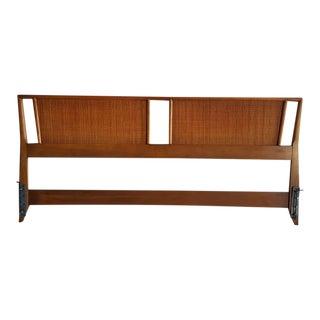Century Furniture Mid Century Modern King Headboard