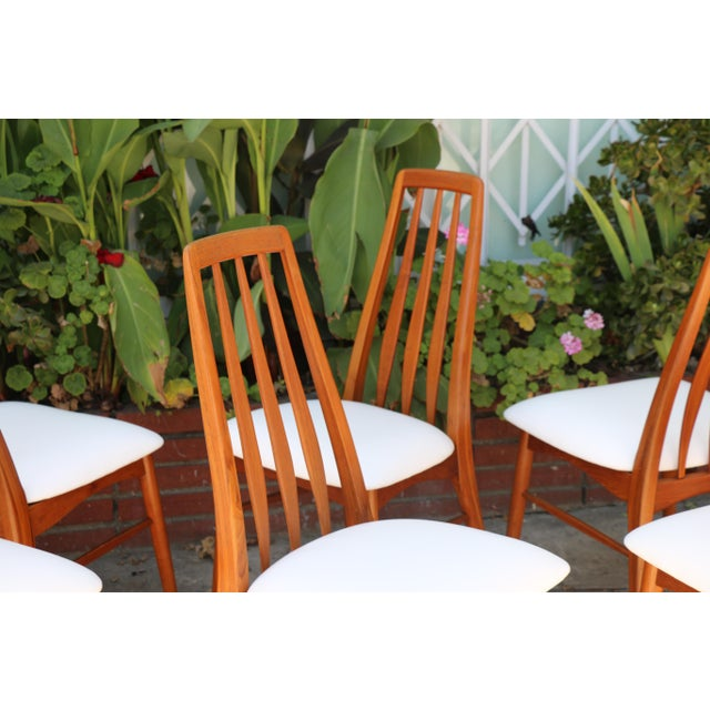 Set of 6 Koefoeds Hornslet Dining Chairs - Image 10 of 11
