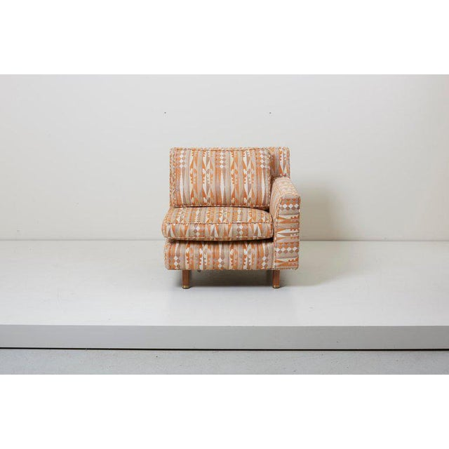Huge Sectional Sofa by Edward Wormley for Dunbar (Upholstery Needed) For Sale - Image 11 of 13