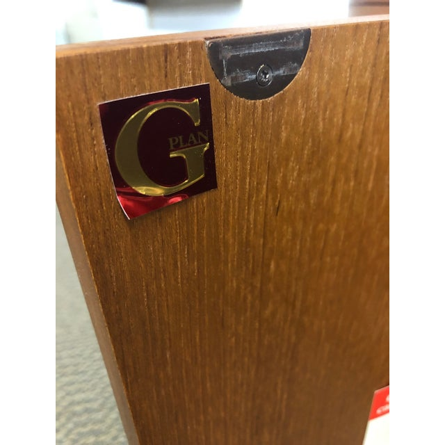 Wood Mid Century Teak Modular Wall Unit by G Plan For Sale - Image 7 of 13