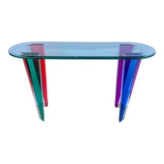 Shlomi Haziza Console Table For Sale