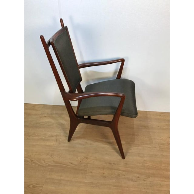 Mid-Century Modern Vladimir Kagan Dining Chairs - Set of 4 For Sale - Image 3 of 10
