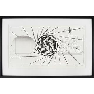 "James Rosenquist ""Sunglass Lens Landing Net Triangle"" Print For Sale"