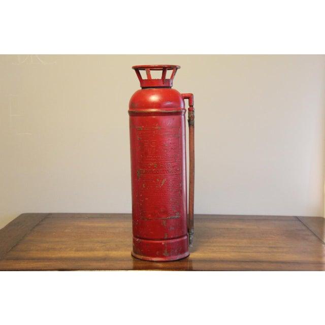 Vintage Fire Extinguisher - Image 2 of 9