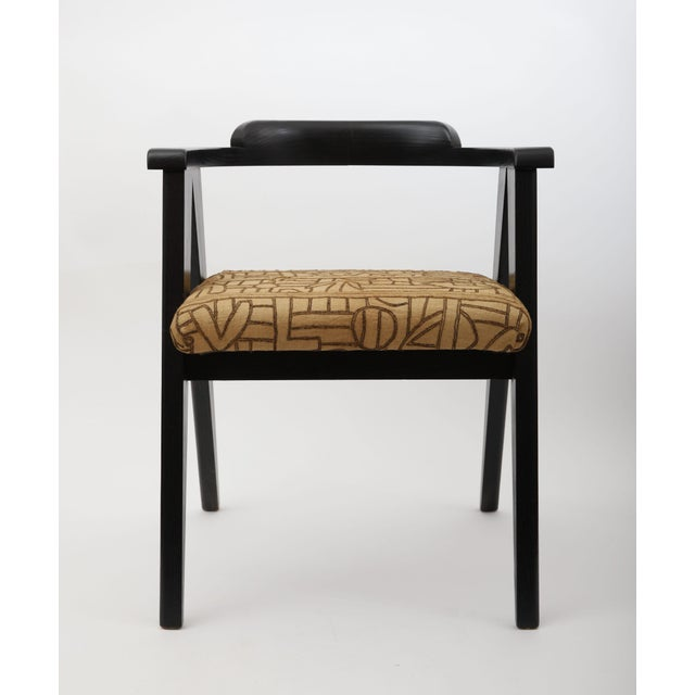Allan Gould Compass Chair For Sale - Image 5 of 5