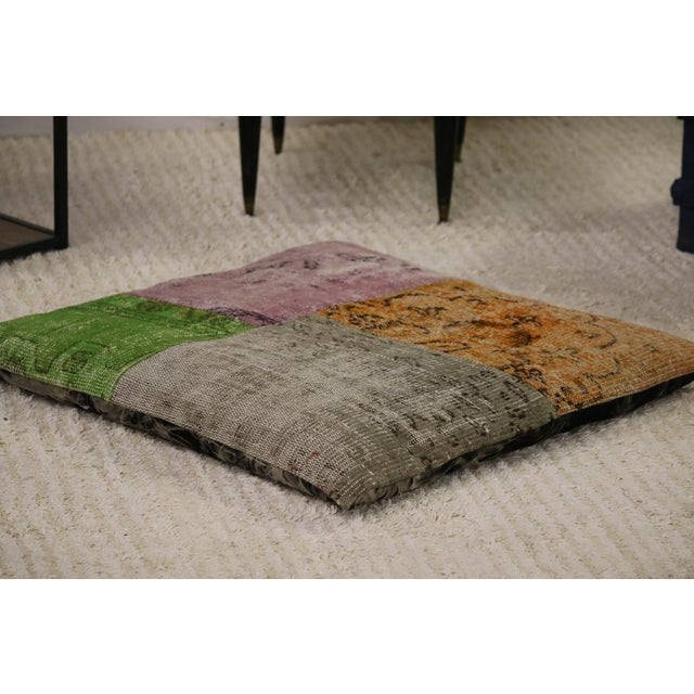 Place this stylish floor pillows in your favorite room and watch it transform the space. The contemporary style of this...
