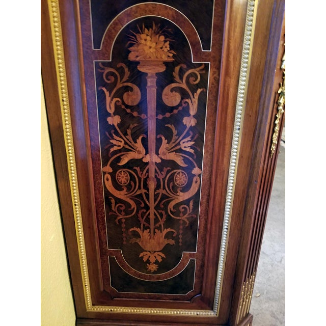 19th Century Louis XVI Style Cabinet - High Quality For Sale - Image 12 of 13
