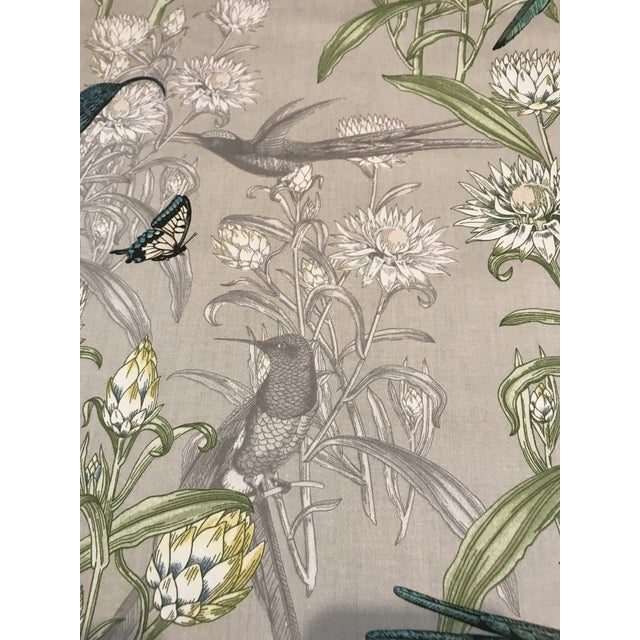 Cotton Blendworth Menagerie Enchanted Forest Cotton Fabric 6 Plus Continuous Yards For Sale - Image 7 of 10