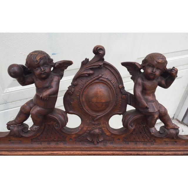 Antique Italian Savonarola Chair - Image 3 of 9