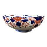 Image of Vintage Imari Porcelain Bowl For Sale