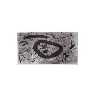 Joan Miro Original Lithograph 'Essencies De La Terra' For Sale