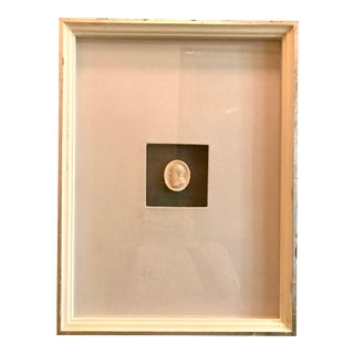 Matted and Framed Intaglio #2 For Sale