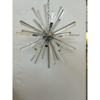 Murano Glass Triedo Sputnik Chandelier Preview