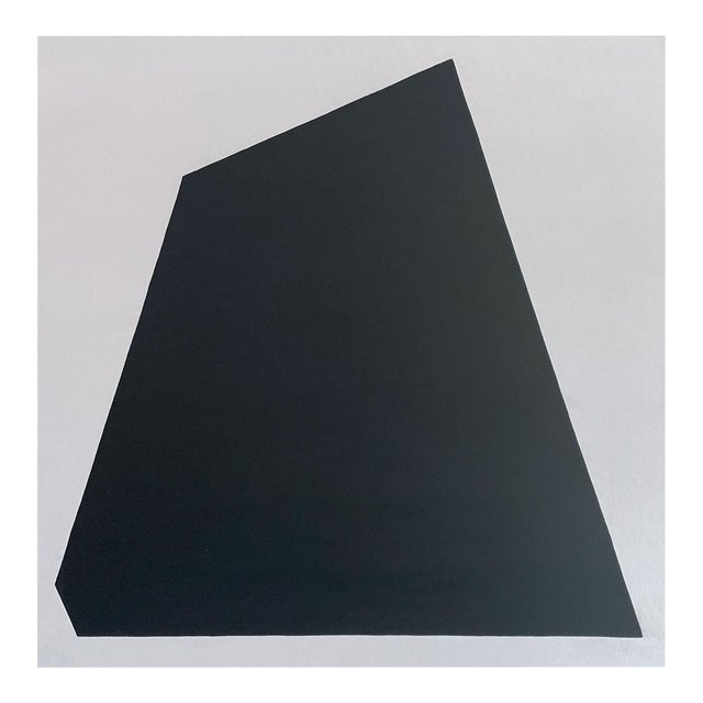 "Ulla Pedersen ""Untitled Black 2009"", Painting For Sale"