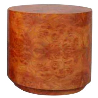 Customizable Pye Drum Table For Sale