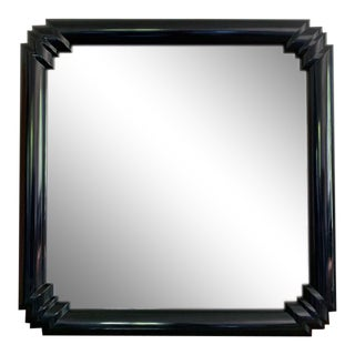 Post Modern Wall Mirror For Sale