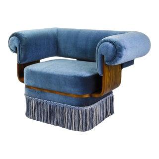 The Morris Armchair by Lulu LaFortune
