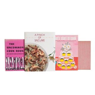Retro Rose Book Coffee Table Set, (S/4) Preview