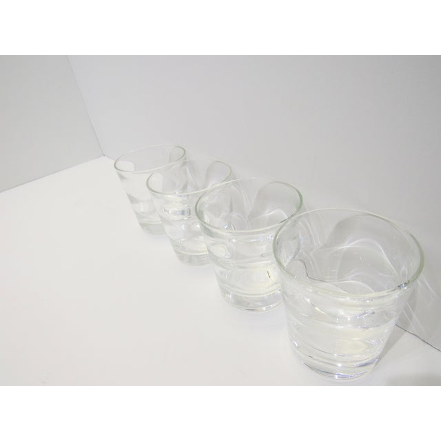 Low Ball Glasses by Tiffany & Co - Set of 4 For Sale - Image 9 of 13