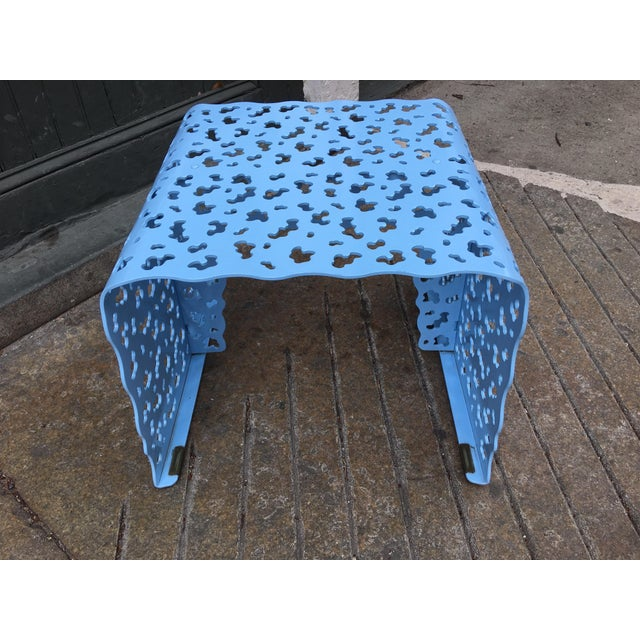 Richard Schultz Topiary Ottoman/ Side Table For Sale In Philadelphia - Image 6 of 6